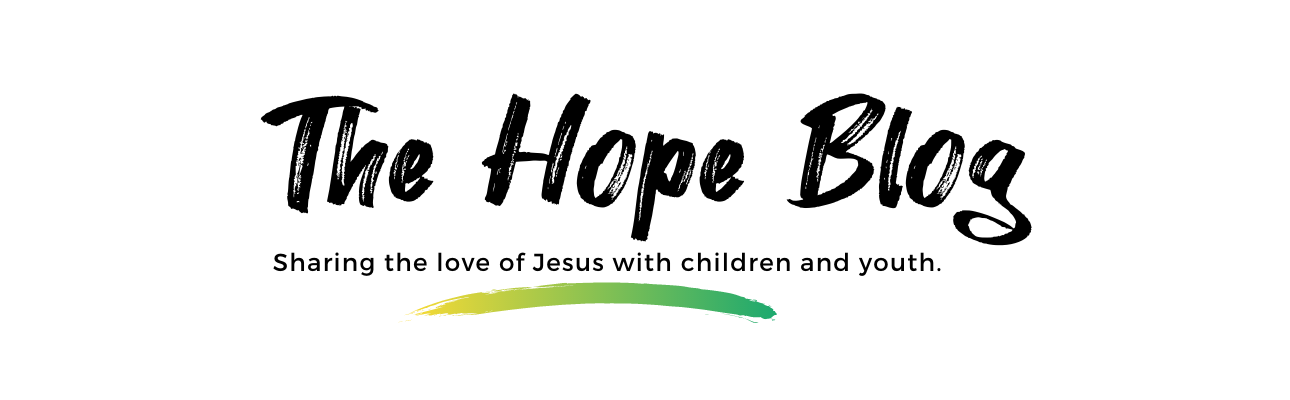 The Hope Blog